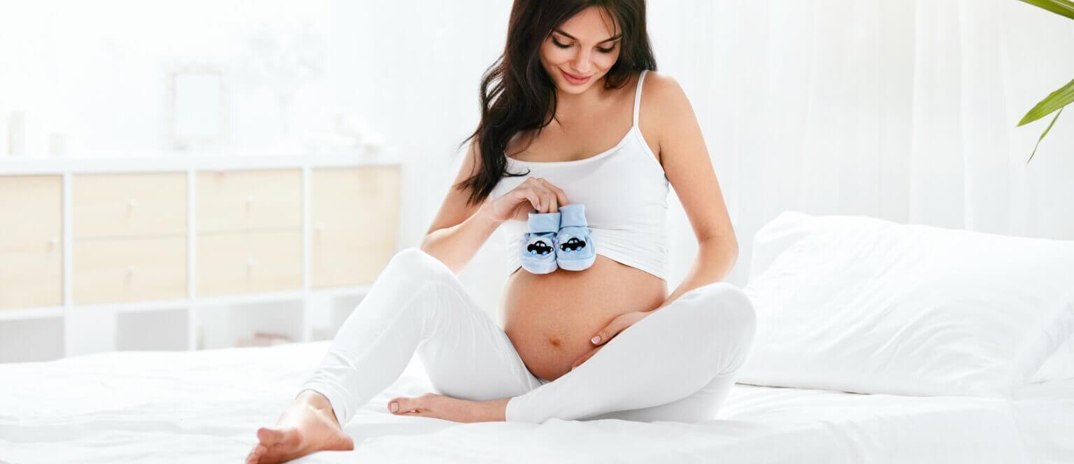 En Hızlı <br> Hamilelik Tespiti